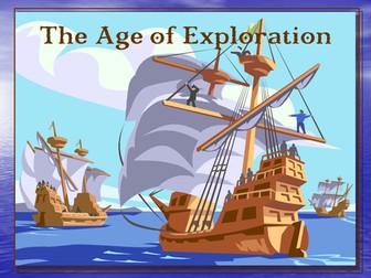 Editable Power Point 102 slide Age of Exploration.