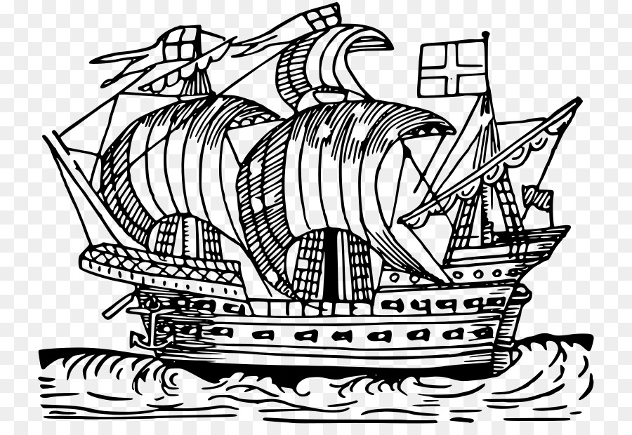 Ship Cartoon png download.