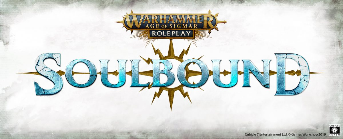 Age of Sigmar: Soulbound Logo Reveal.