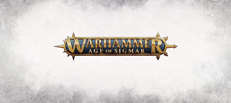 Warhammer: Age of Sigmar.