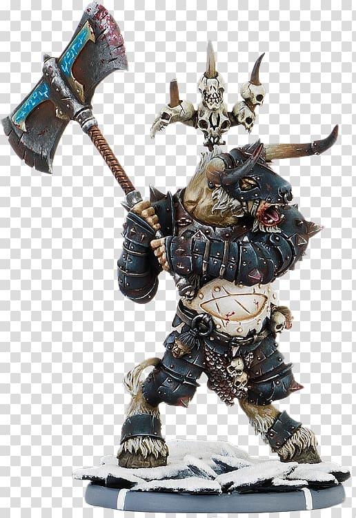 Minotaur Warhammer Fantasy Battle Warhammer 40,000 Miniature.