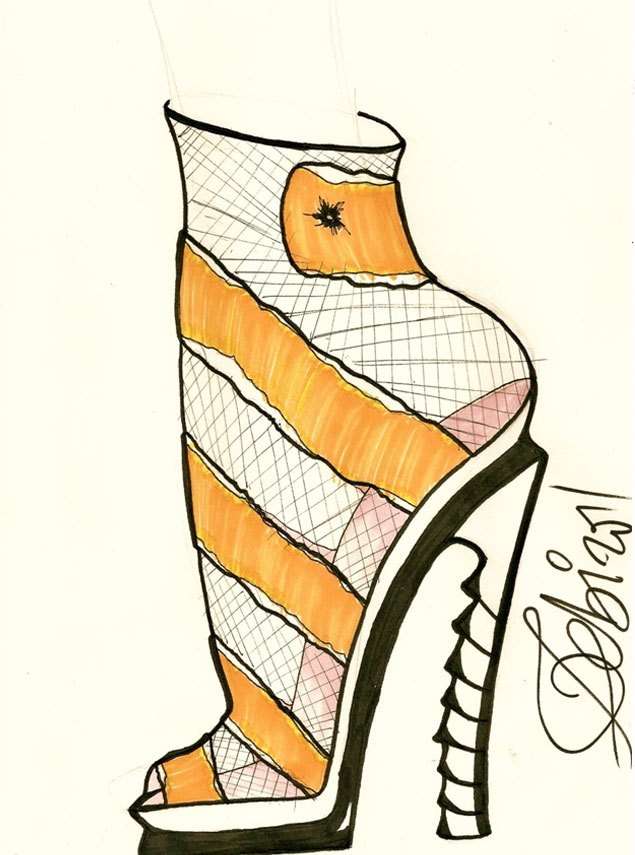 The Next BIG Shoe Designer: OBI CYMATICA.