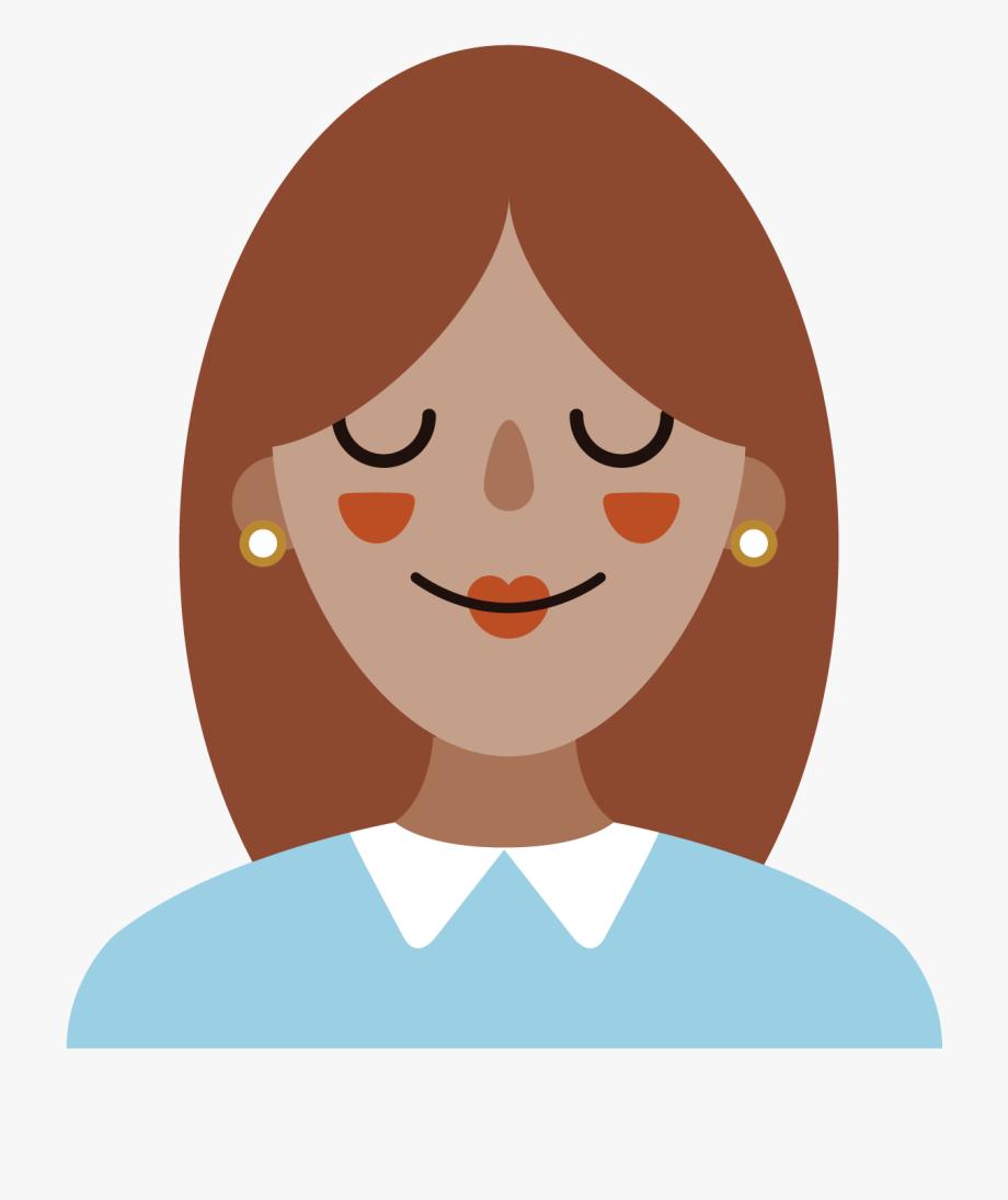Clip Art Woman Age Icon European.