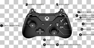 Metal Gear Solid V: The Phantom Pain Xbox 360 controller.