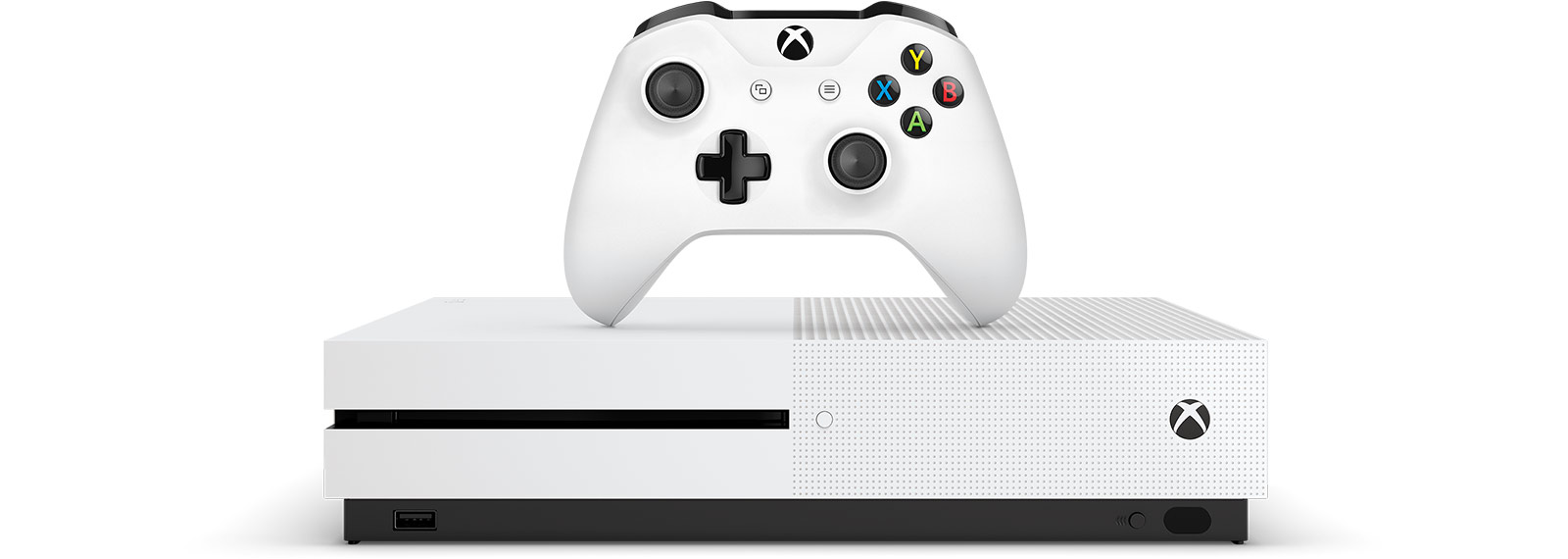 Xbox One S: Family Game Console.