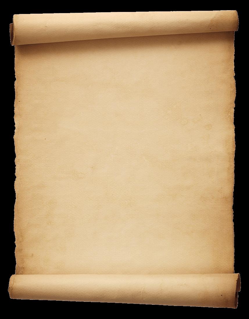 Scroll Paper Portrait in 2019.