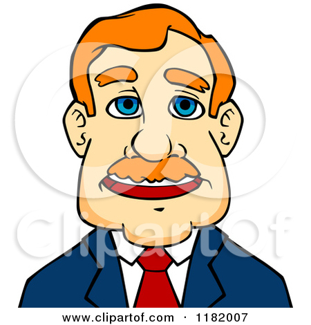 Middle Aged Clipart.