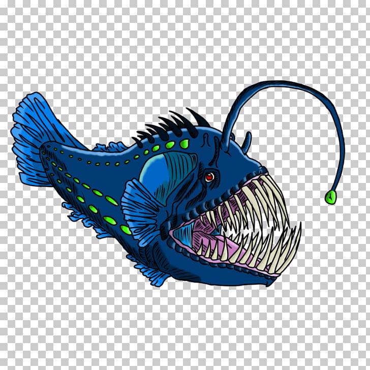 Anglerfish Drawing , fish PNG clipart.