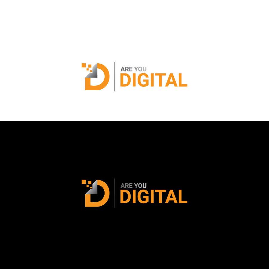 Entry #394 by raihankobir711 for Logo design for digital.