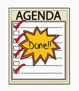 Agenda clipart animated, Agenda animated Transparent FREE.