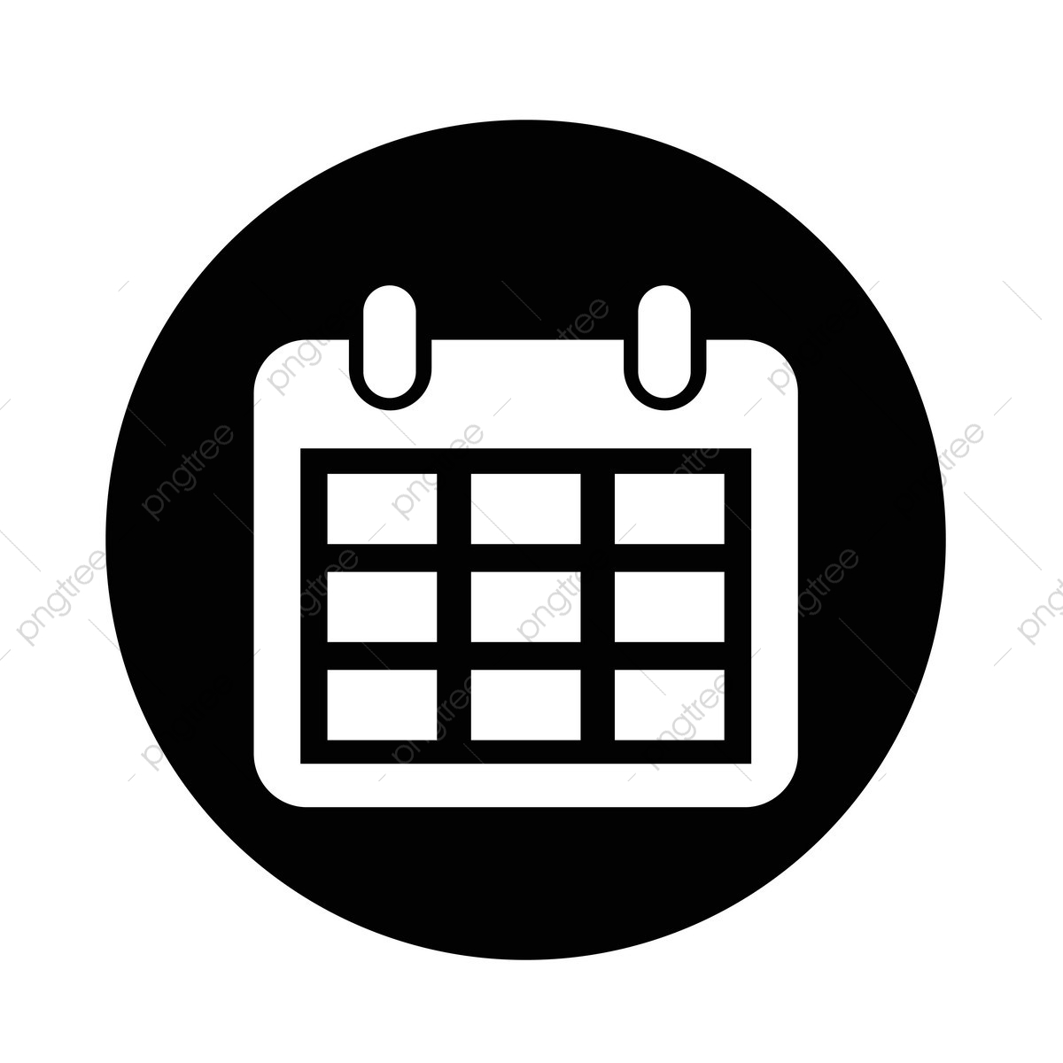 Calendar Icon, Calendar, Icon, Agenda PNG and Vector with.