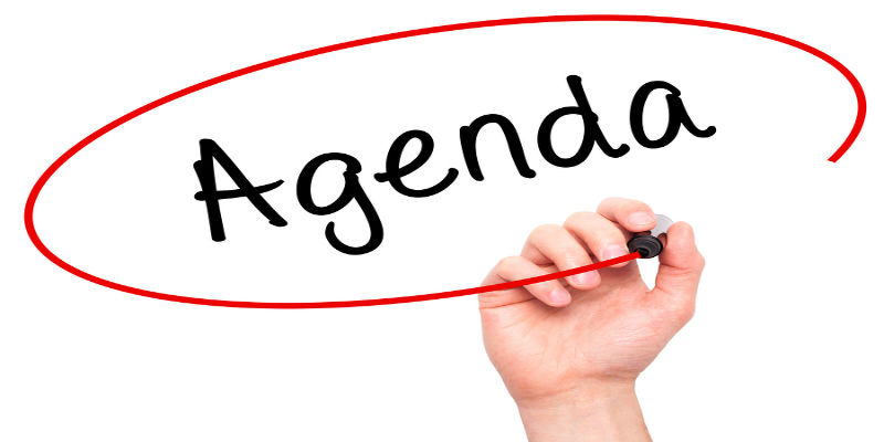 Two Items Added to July Open Meeting Agenda.