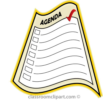 Agenda clipart itinerary, Agenda itinerary Transparent FREE.