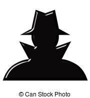 Secret agent Clip Art and Stock Illustrations. 1,188 Secret agent.