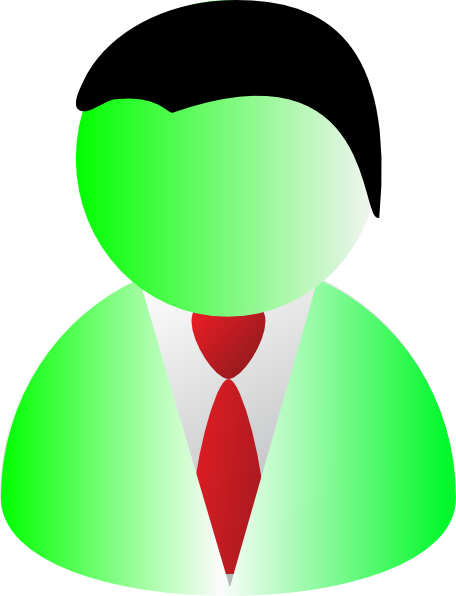 Agent Clip Art at Clker.com.