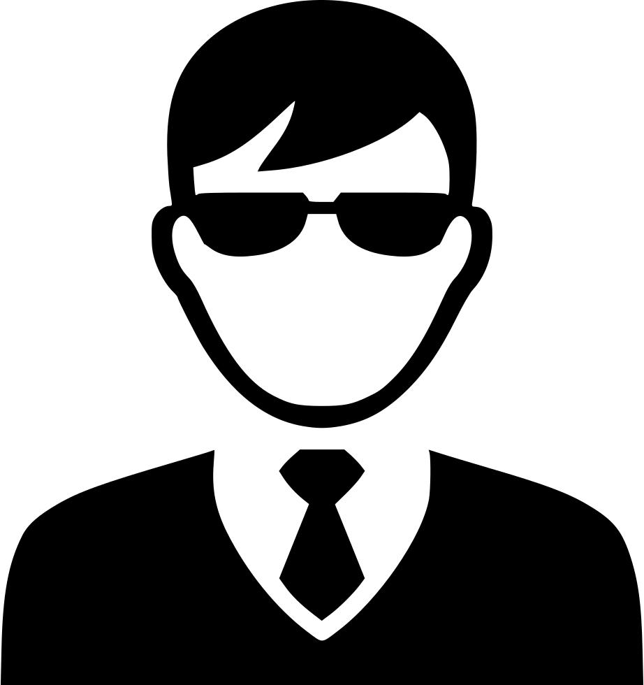 Secret Agent Icon #375327.
