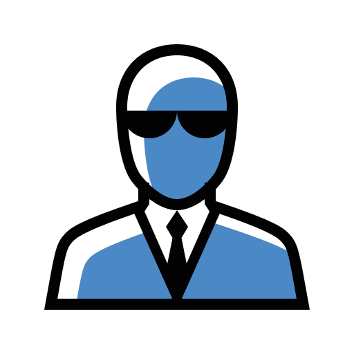 Agent Icon Free of Responsive And Mobile.