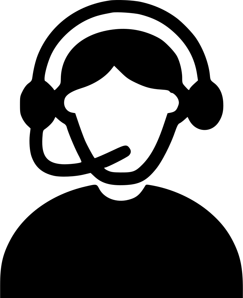 Call Center Agent Svg Png Icon Free Download (#507207.