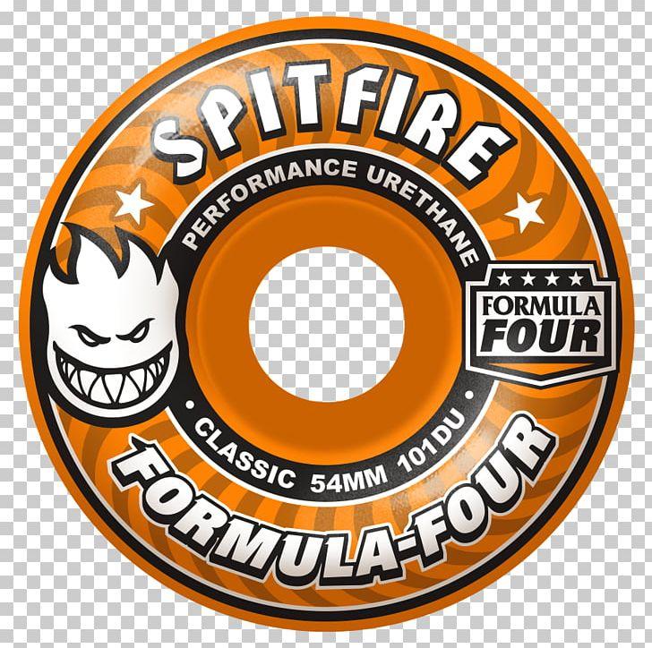 Spitfire F4 Classics 54mm Shaaf Lifes Skateboard Wheels Logo.