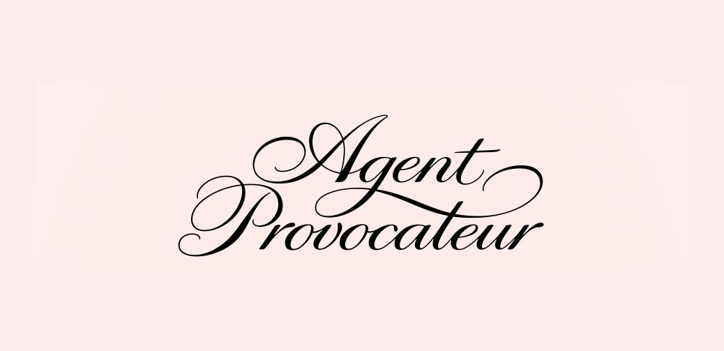 agent provocateur logo.