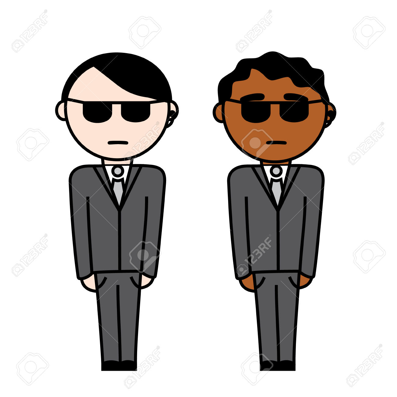 283 Fbi Agent Stock Vector Illustration And Royalty Free Fbi Agent.