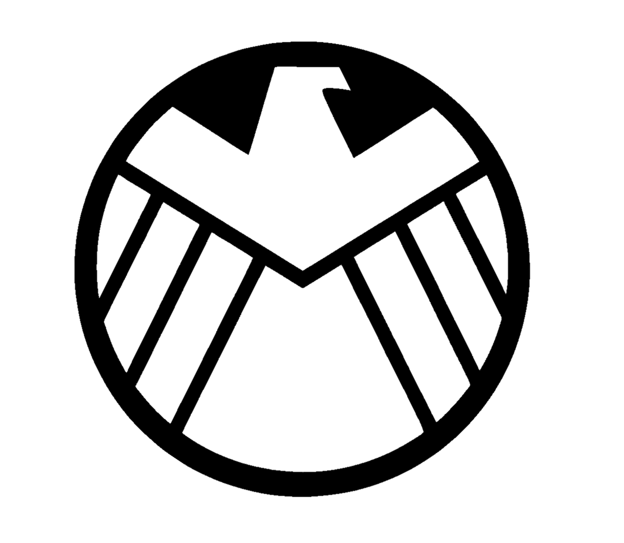 Agents Of Shield Logo.