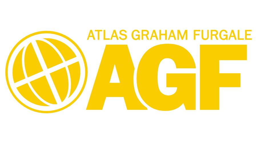 Atlas Graham Furgale (AGF) Logo Vector.