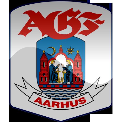 Agf Aarhus Logo Png.