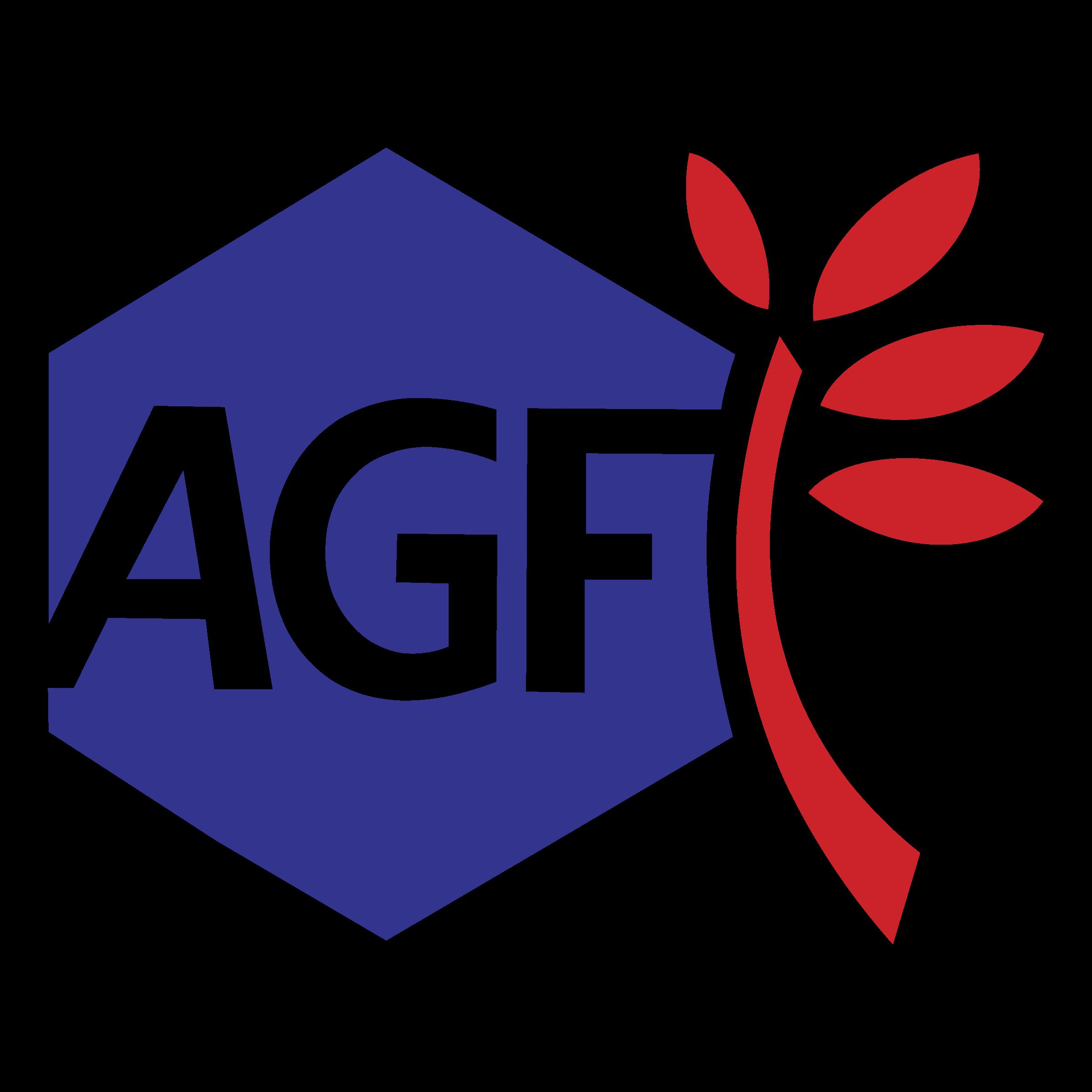 AGF Logo PNG Transparent & SVG Vector.