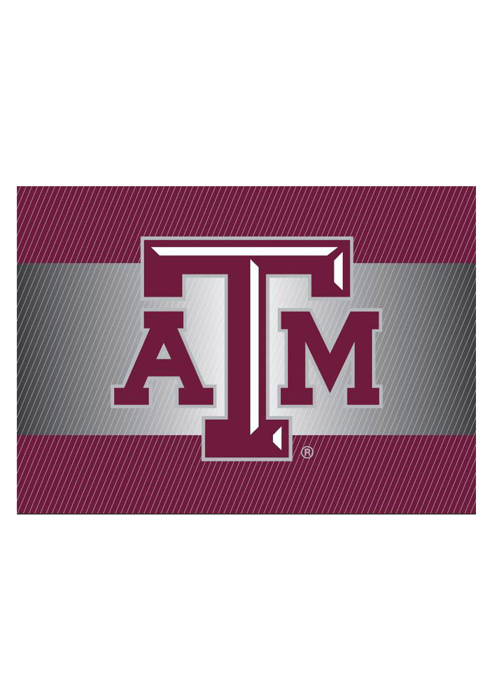 Texas AM Aggies Logo Blank Card.