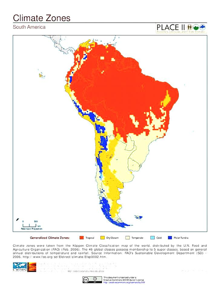 Climate Region Map Maps National Aggregates Of Geospatial Data.