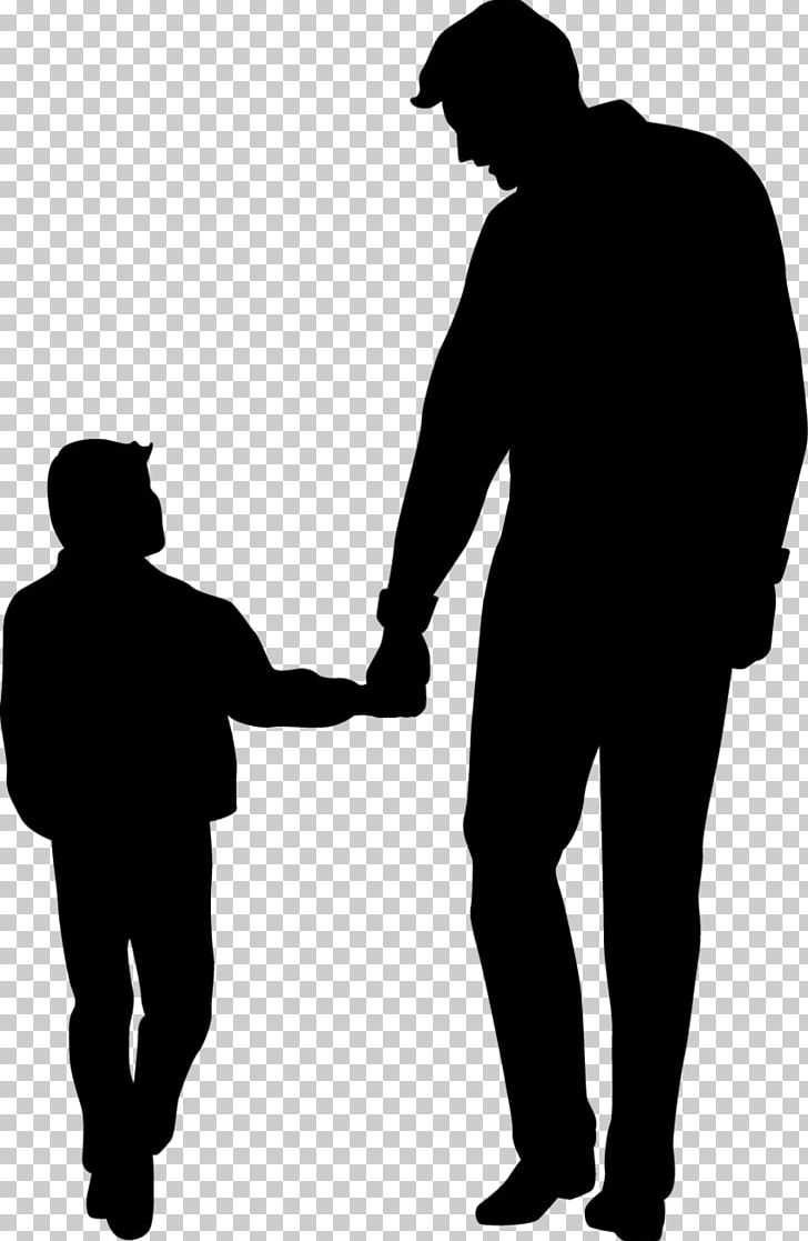 Father\'s Day Son PNG, Clipart, Aggression, Black And White.