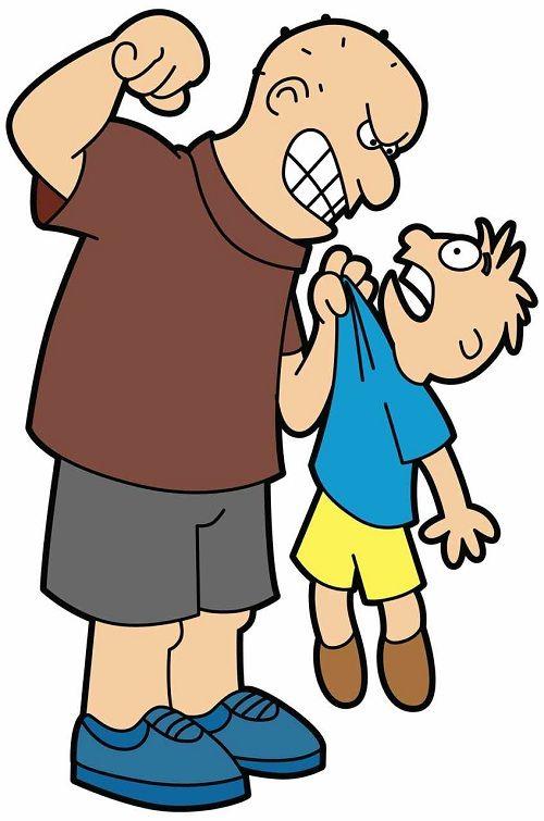 Bullying clipart aggressive behaviour, Bullying aggressive.
