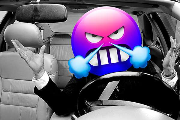 How To Avoid Road Rage.