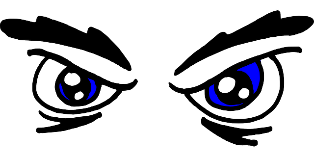 Mad clipart eye, Mad eye Transparent FREE for download on.