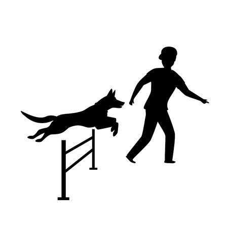 340 Dog Agility Cliparts, Stock Vector And Royalty Free Dog Agility.
