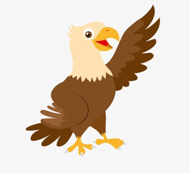 Cartoon Animal Eagle PNG, Clipart, Animal, Animal Clipart.