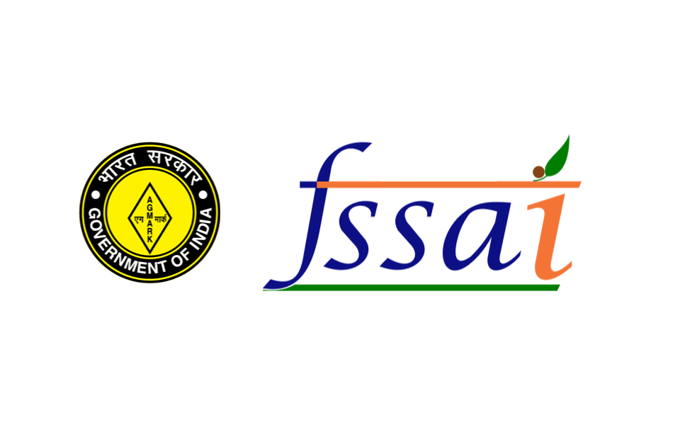 What is Purpose of AGMARK and FSSAI ?.