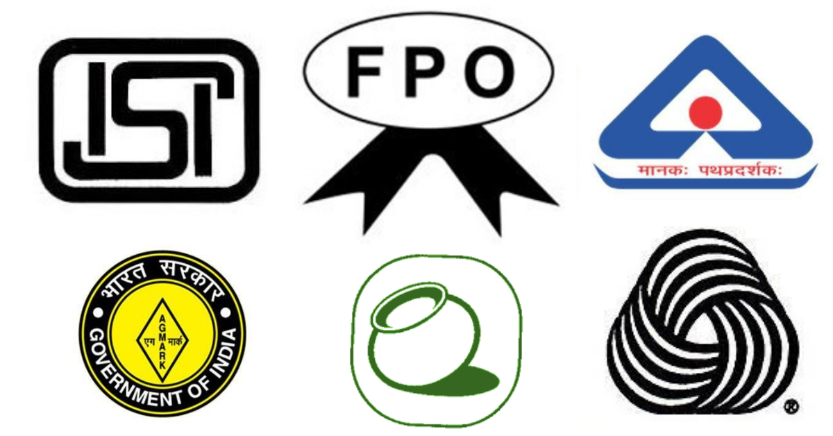 Food & Gold to Textiles & Gadgets: 10 Quality Marks You Need To Know.