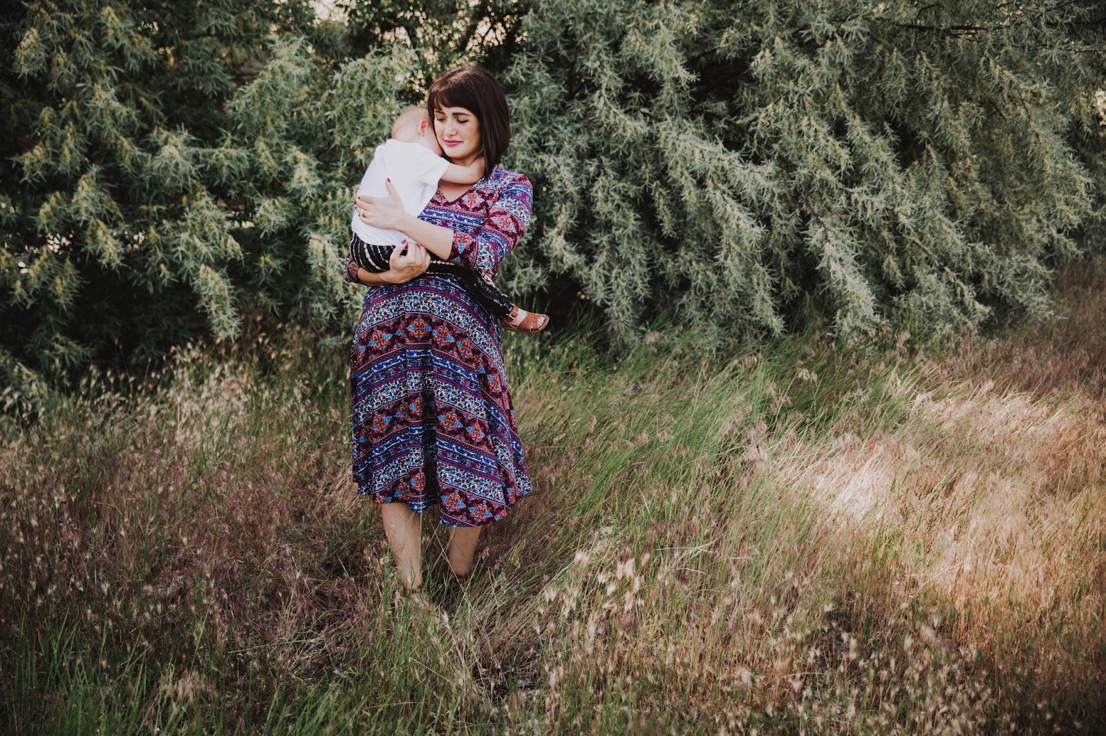 Mama and Son Style: Agnes & Dora.