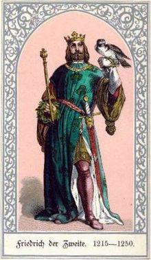 Federico II Hohenstaufen. Stupor mundi.