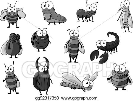Angry flying beetle clipart clipart images gallery for free.