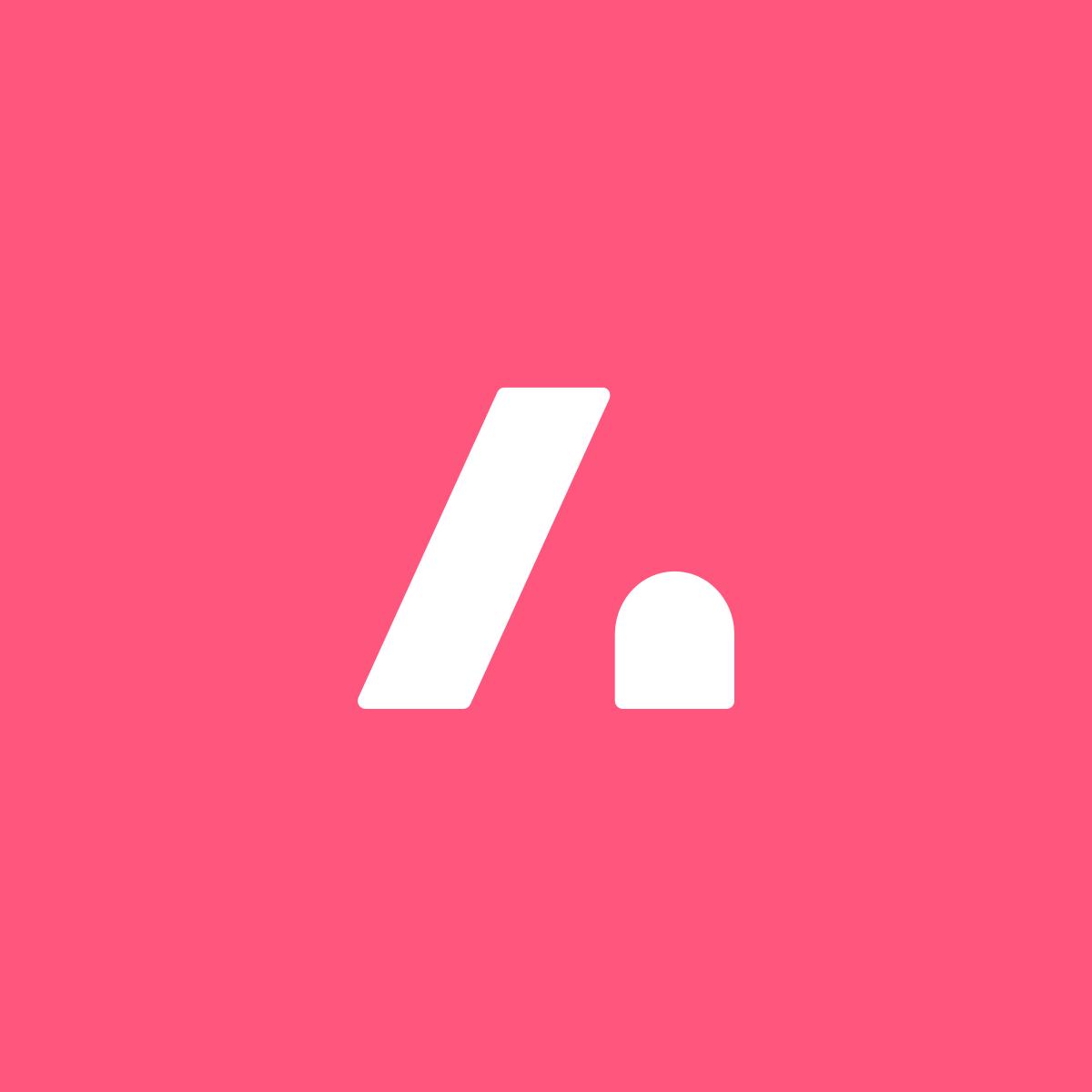 Agoda Homes logo — JESSI TSAI.
