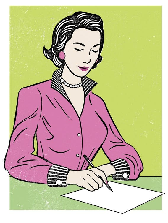 Why are women still writing to agony aunts in 2016?.
