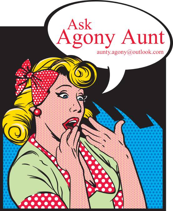 Agony Aunt answers your questions, May 2, 2015.