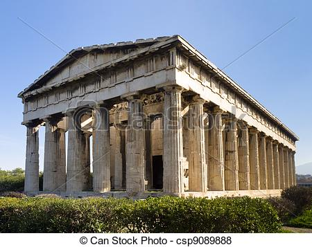 Pictures of Hephaisteion ( Temple of Hephaistos and Athena.