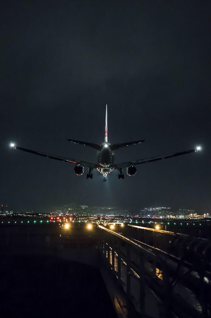 Night Flight.