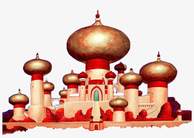aladdin #disney #agrabah #palace #freetoedit.