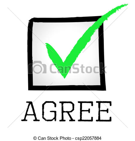 Agree clipart #11