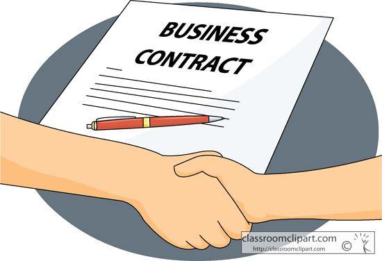 Agreement Clipart.
